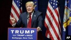 Ông Donald Trump nhanh chóng đả kích công ty Ford về việc mở thêm một công xưởng ở phía nam biên giới và gọi hành động đó là 'đáng xấu hổ.'
