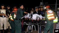 Після терористичної атаки в Лахорі