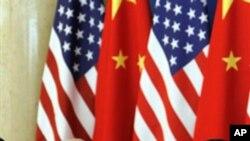 美國副總統拜登(左)和中國國家副主席習近平(右)。(資料圖片)
