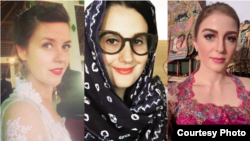 Seniman AS, Hannah Standiford, Megan O'Donoghue, Andrea Decker, yang cinta Indonesia (dok: pribadi)