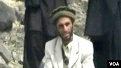 Pemimpin pemberontak Sunni Iran, Abdolmalek-Rigi.