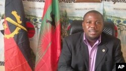 Vitorino Ndunduma, Secretario provincial da UNITA Namibe