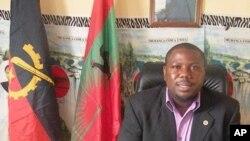 Secretario provincial da UNITA Namibe