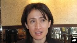 台湾新境界文教基金会战略与研究中心副执行长萧美琴