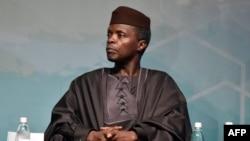 Makamu rais wa Nigeria, Yemi Osinbajo.