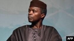 Mukaddashin Shugaban Najeriya Farfasa Yemi Osinbajo