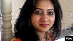 بھارتی خاتون سویتا (فائل)