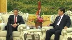 美中两国保证加强合作