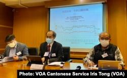 香港民意研究所12月29日公布2020年终回顾民意调查显示,香港人接近30年来最不快乐,44%市民给特首林郑月娥0分,对香港政府的信任度跌至负27% (美国之音/汤惠芸)