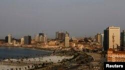 Luanda, ibukota Angola, berada di tempat teratas dalam daftar kota termahal di dunia bagi warga asing (foto: dok).