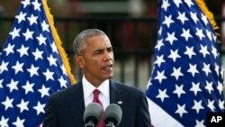 Rais Barack Obama wa Marekani