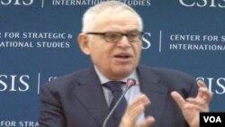 戰略與國際研究中心的高級顧問,軍事戰略學者愛德華.魯特沃克(視頻截圖)