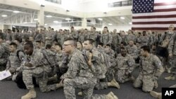 امریکی فوج میں ہم جنس پرستوں کی بھرتی پر عائد پابندی ختم