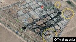 گورهای دسته جمعی اعدام شدگان سال ۶۷ در گورستان بهشت رضا در مشهد