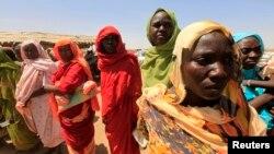 Hơn 300.000 người thiệt mạng và hàng trăm ngàn người khác bị buộc phải rời xa nhà cửa kể từ khi có cuộc nổi dậy chống lại chính phủ Sudan