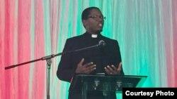 Reverend Doctor Kenneth Mtata