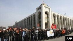 Кыргызстан после двух революций
