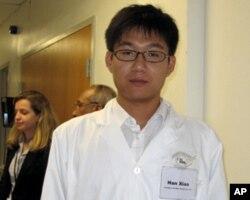 中国学员韩肖