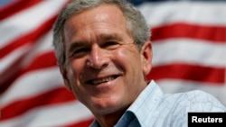 美国前总统乔治.布什