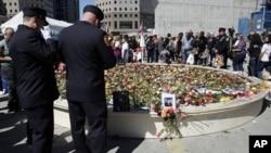 Komemoracija žrtvama 11. rujna, 2010. godine u New Yorku
