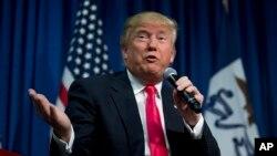 دانلد ترمپ کاندید پیشتاز حزب جمهوریخواه در انتخابات ریاست جمهوری ۲۰۱۶ ایالات متحده امریکا