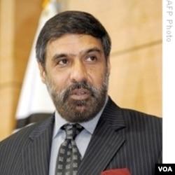 Menteri Perdagangan dan Perindustrian India, Anand Sharma.