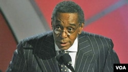 Don Cornelius is seen at the 9th Annual BET Awards, in Los Angeles, June 28, 2009.