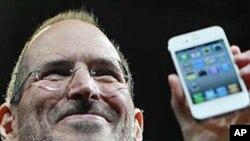 美国苹果电脑公司创始人史蒂夫.乔布斯