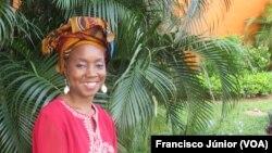 Rosa Langa, jornalista, Moçambique