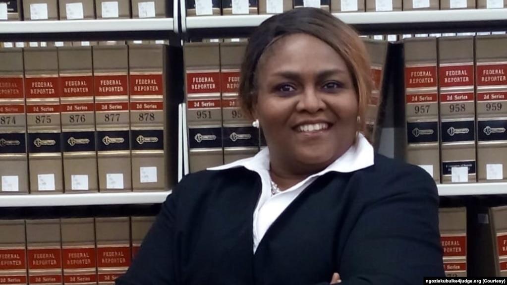 L'avocate d'origine nigériane Ngozi Akubuike se présente aux élections pour devenir juge dans l'État du Minnesota.