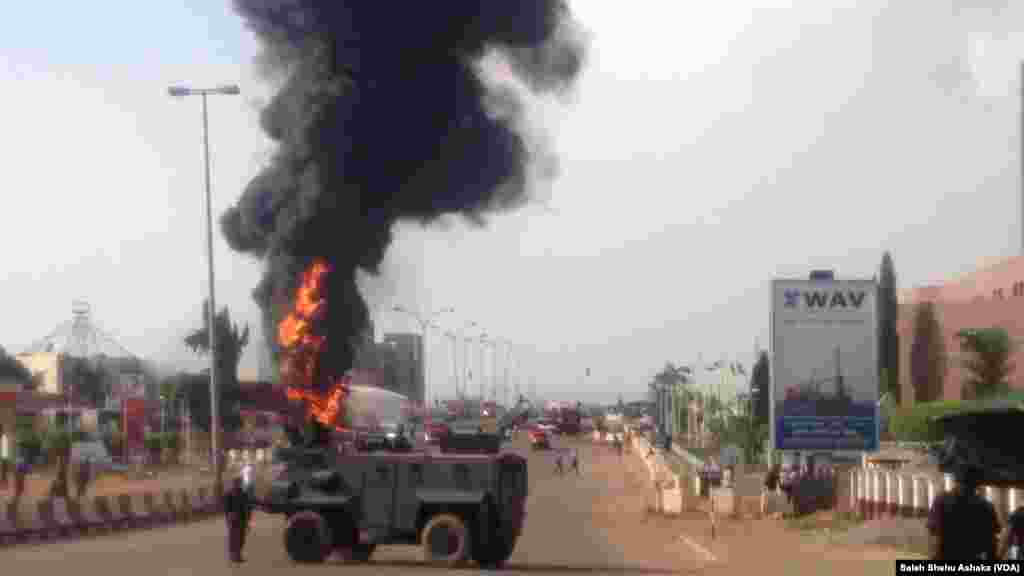 Conoil, Abuja, Disamba 5, 2013