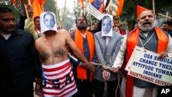 La tensión diplomática entre Estados Unidos e India sube de tono.
