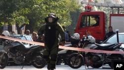 Δέματα-βόμβες σε Πρεσβείες της Αθήνας