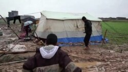 Syrian Refugees in Iraq Face Harsh Winter