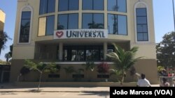 Templo da Igreja Universal, Benguela, Angola
