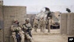 امریکی فوجیوں کے ہاتھوں لاشوں کی بے حرمتی قابلِ مذمت: نیٹو