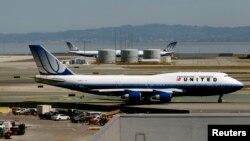 Hãng United Airlines thông báo những hành khách may mắn có quyền lên máy bay bằng vé miễn phí đã có