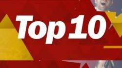 Top 10 Americano: 24k Goldn e Iann Dior continuam a liderar