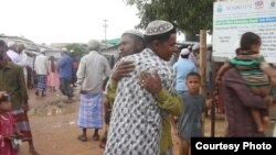 Rohingyas Celebrated Eid in Camp