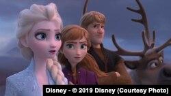 En el extranjero, la aventura animada generó $ 223 millones para un inicio global de $ 350 millones.
