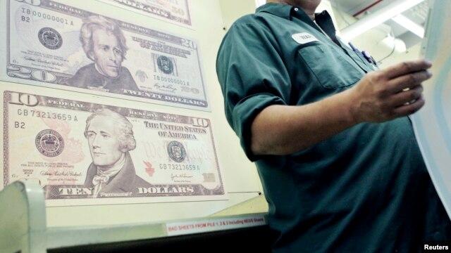 El nuevo billete de $10 dólares comenzará a circular en 2020, con la imagen que seleccione el Departamento del Tesoro.