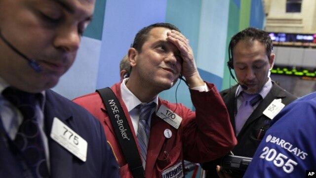 Los índices Standard & Poor's 500 y Nasdaq también cerraron a la baja.