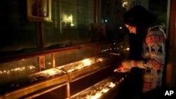 مسیحیان ایران با محدودیت هایی مواجه هستند.