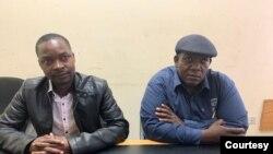 VaRobson Chere naVaRaymond Majongwe