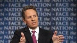 گایتنر: اوباما خواهان «بزرگترین توافق ممکن» در مورد سقف بدهی کشور است