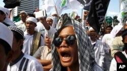 طرفداران دولت اسلامی در اندونیزیا
