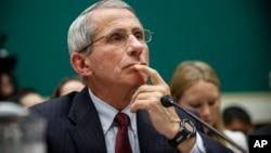 美国国家过敏与传染疾病研究所主任安东尼·福斯