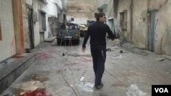 La violencia en siria ha dejado más de 5.000 muertos. Bashar Al Assad se niega a dejar el poder.