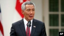 Премьер-министр Сингапура Ли Сяньлун