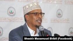 Sheekh Maxamuud Shibli